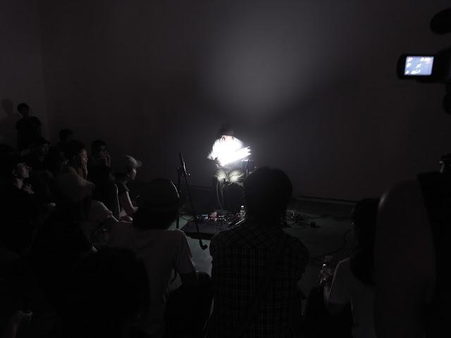 XYZ collective Opening | Atsuhiro Ito