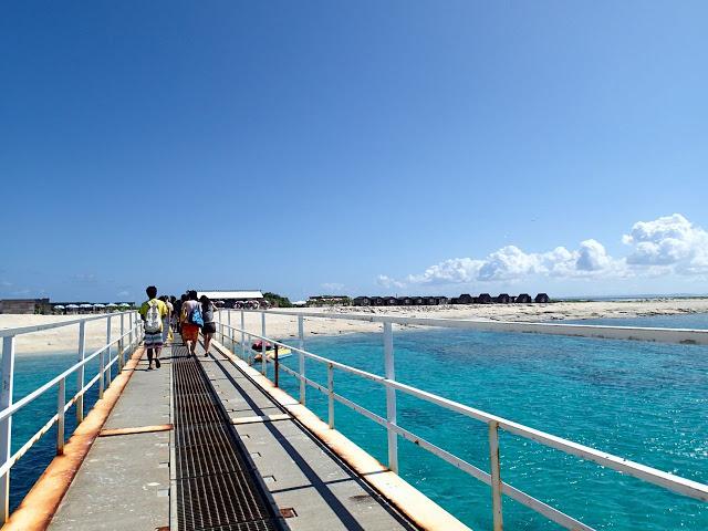 Trip to Okinawa 2013 – Part 1  | ナガンヌ島へ