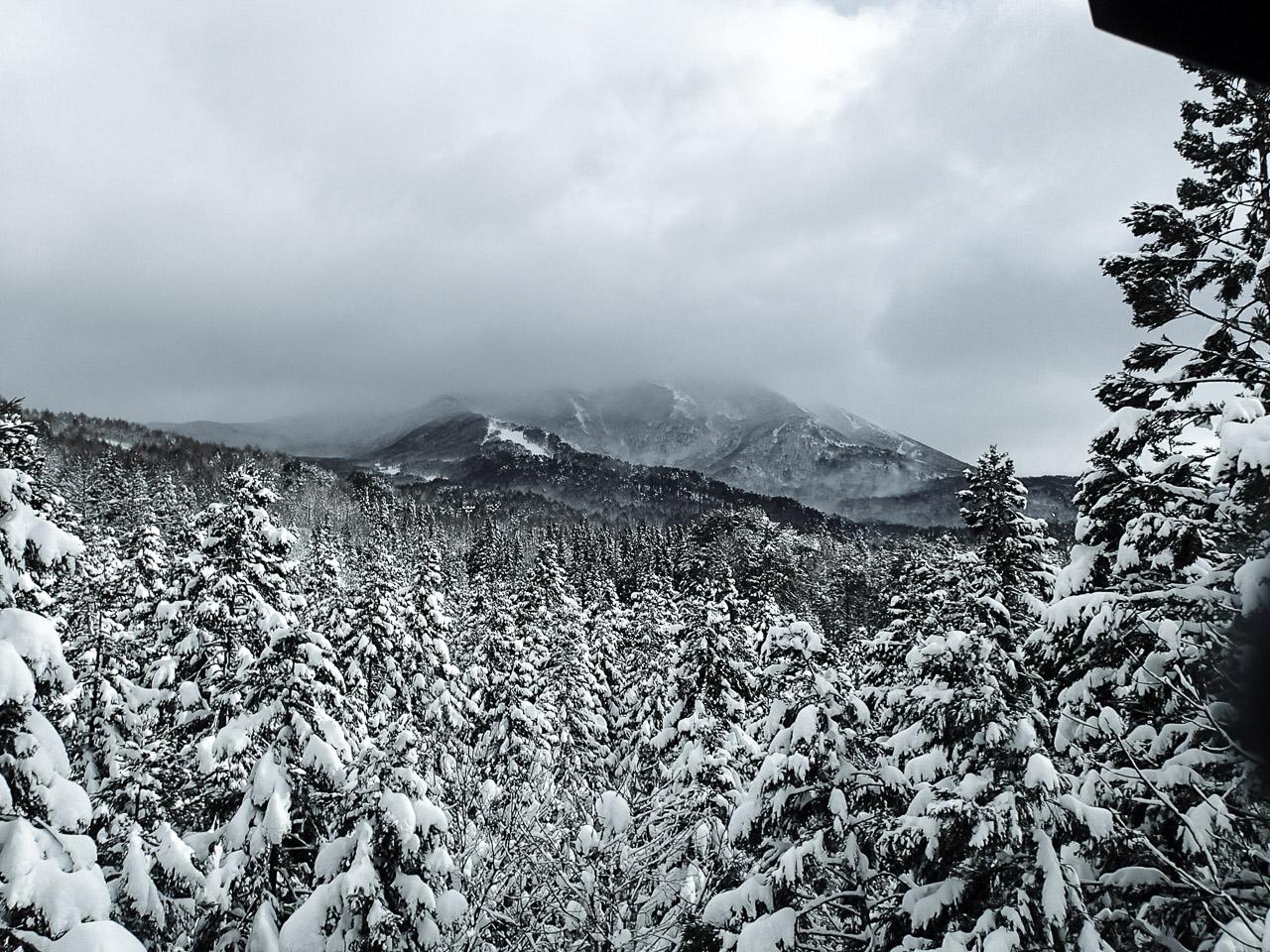 Trip to ALTZ Bandai – 雪山はじめ