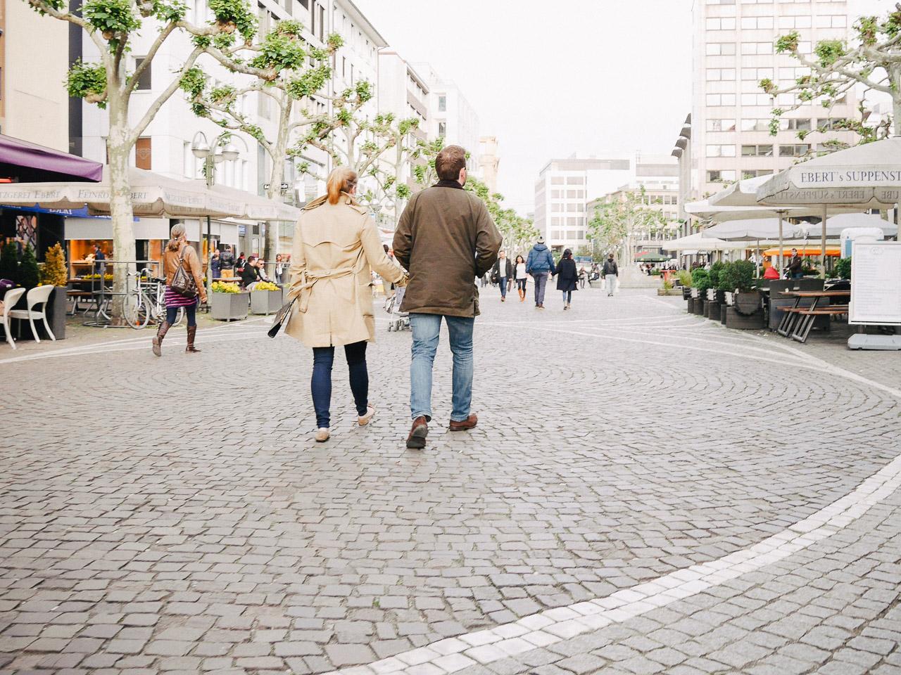 Trip to Germany & France【2】 – ドイツ・フランクフルトの街