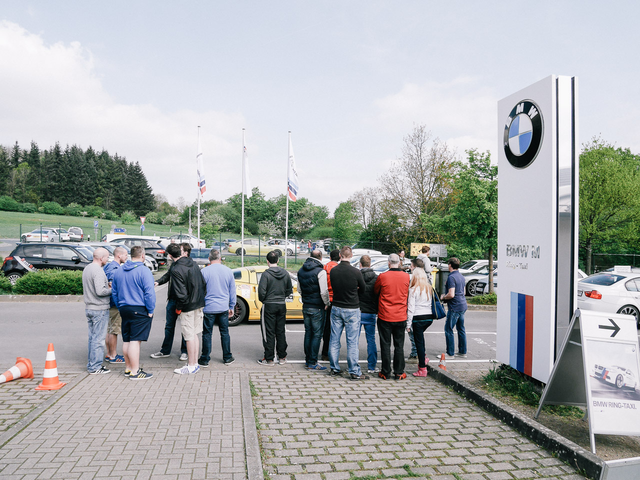 Trip to Germany & France【4】 – NürburgringでBMW Ring Taxiを体験