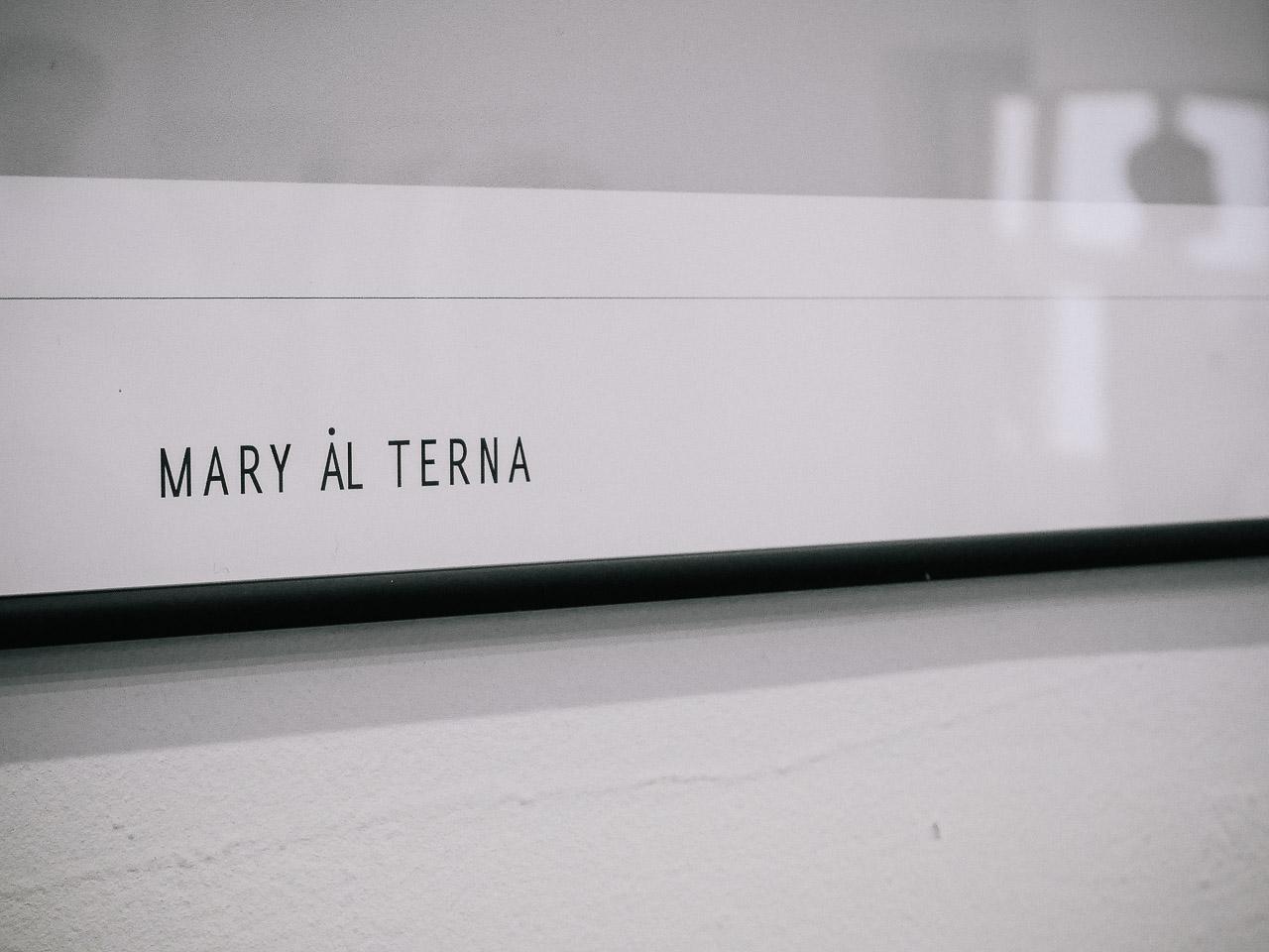 MARY AL TERNA 2015SS PRE