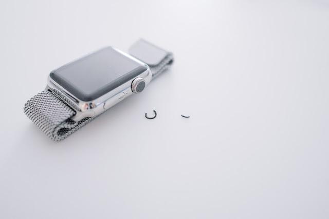 Apple Watchを初めて修理に出した話