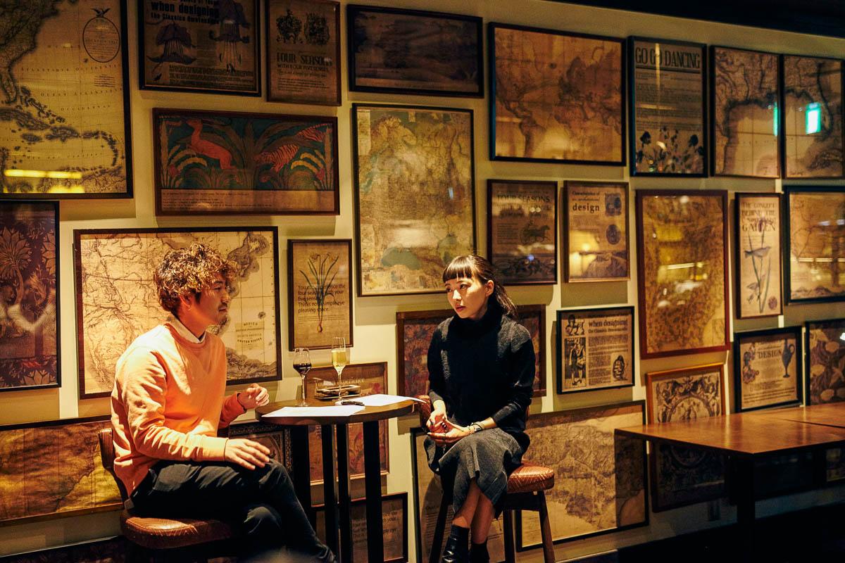今年2月に出演した「山﨑晴太郎の銀座トークサロン」のレポートが公開されました