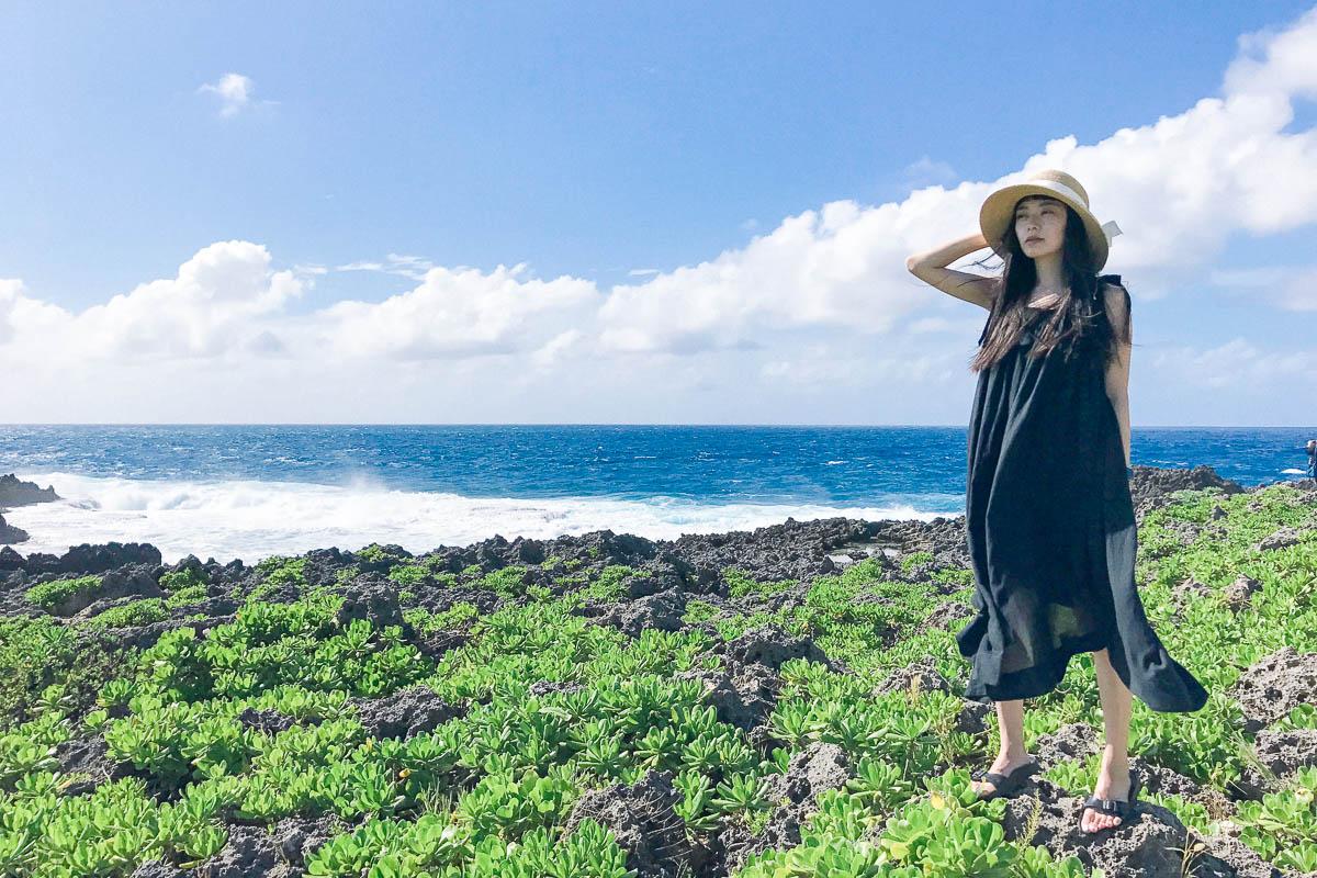 Trip to Okinawa【2】 – 美しき残波岬、マリンアクティビティ、米軍キャンプと瀬長島
