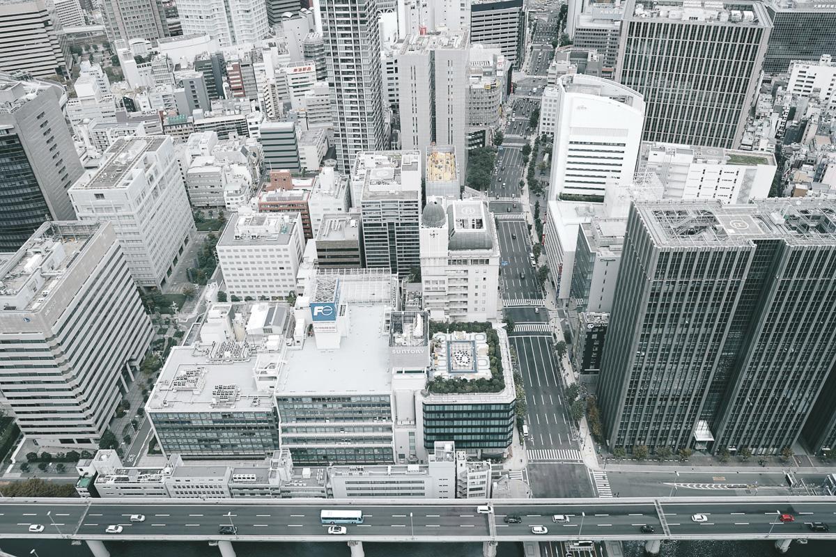 ダンケルクとたこやき【大阪旅行記】