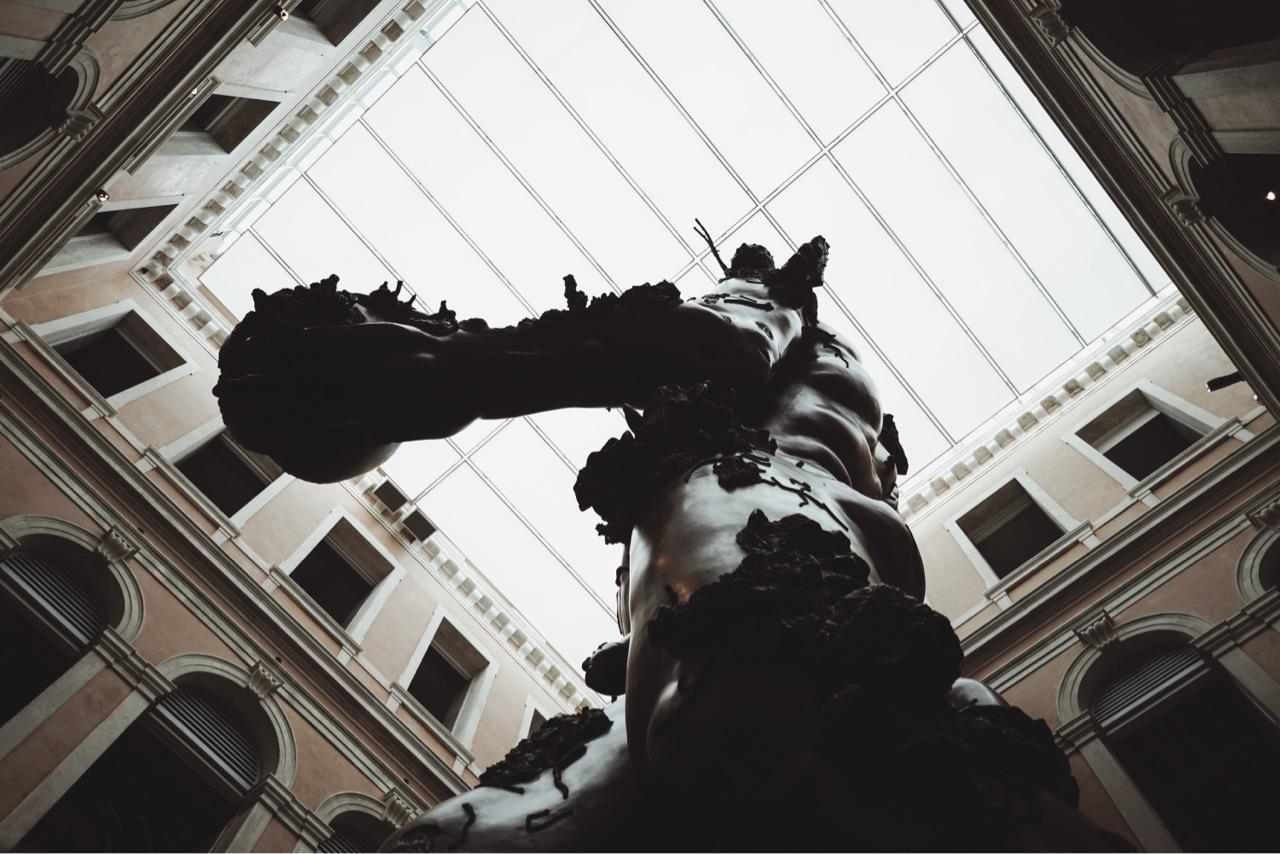 ダミアン・ハースト「Treasures from the Wreck of the Unbelievable」【ヴェネチア旅行記 04】