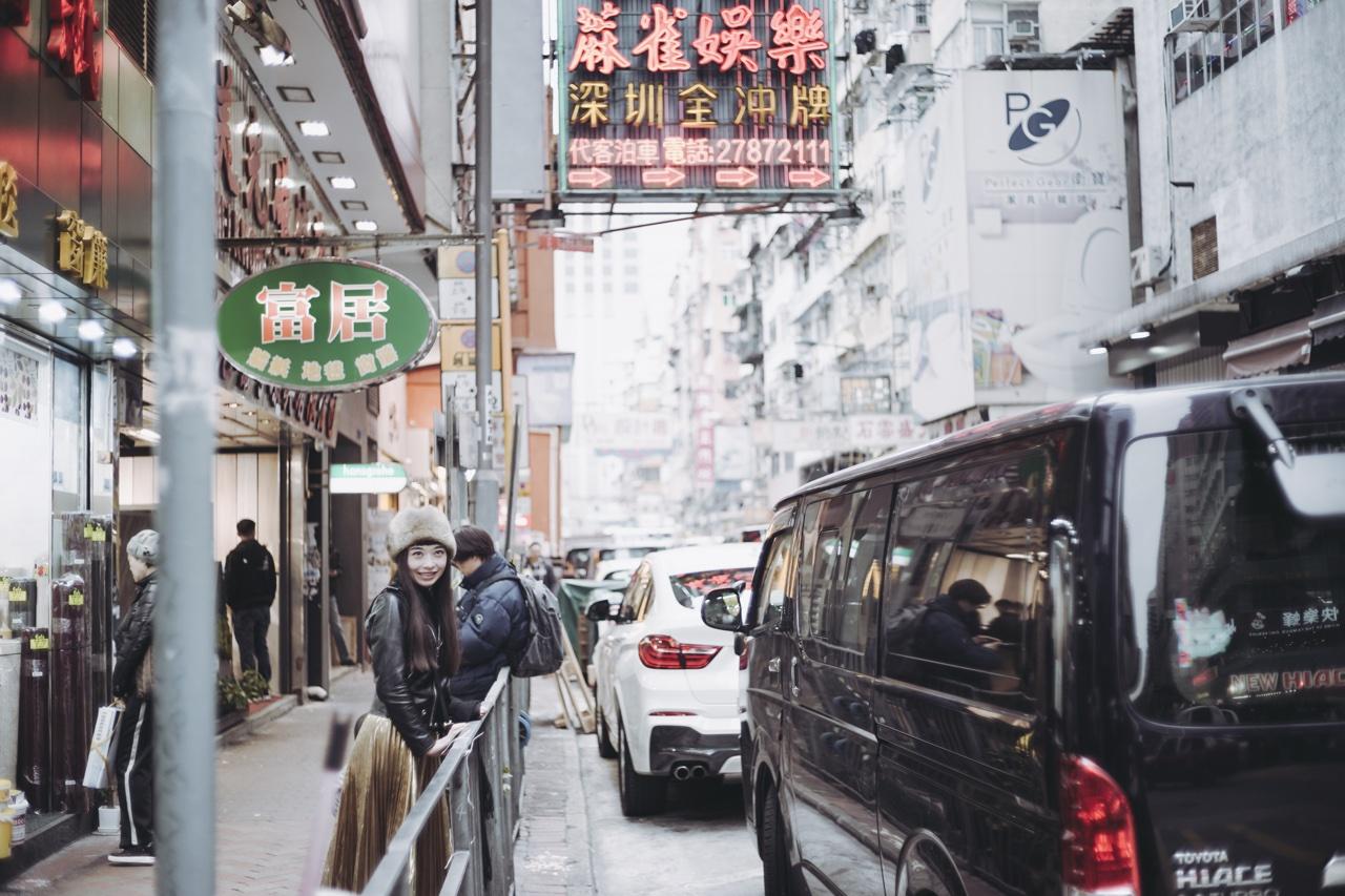 フォトジェニックな街、香港へ【香港・深セン旅行記 01】