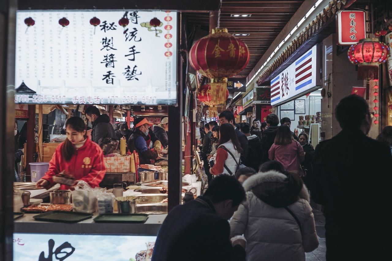 深セン・老街の夜散歩とサービスアパートメントのススメ【香港・深セン旅行記 03】