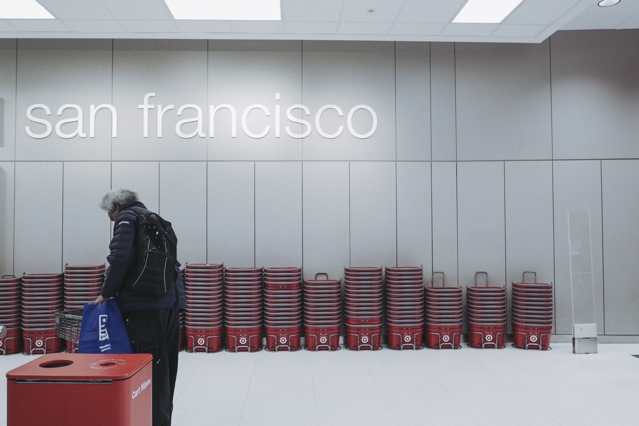 TARGETにみる大手小売の次の手  【サンフランシスコ旅 2019 #01】